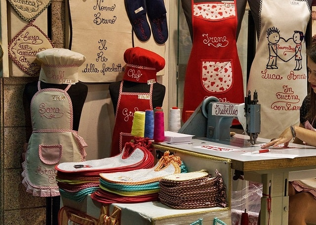 Retail Blog Ideas Sewing