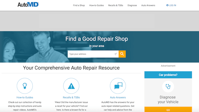 Review Sites AutoMD