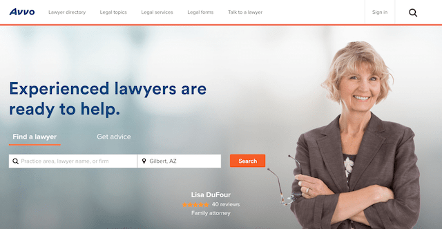 Review Sites Lawyers