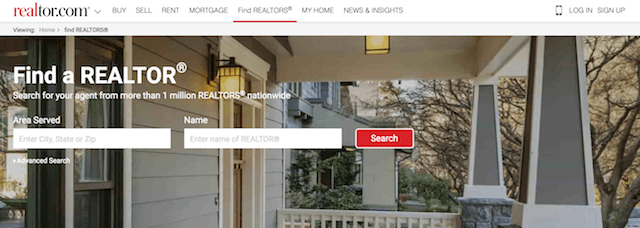 Review Sites Realtor