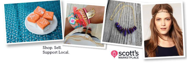 Scott's Marketplace Banner Two