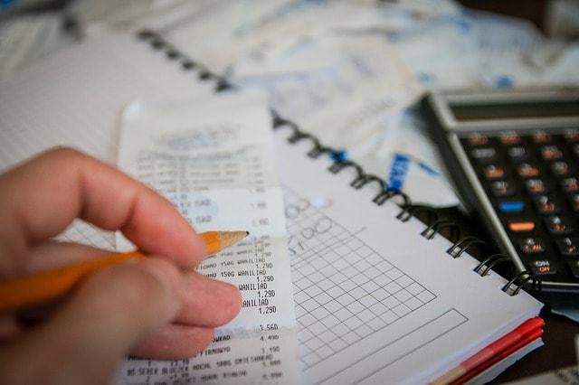 Self-Employment Taxes Receipt