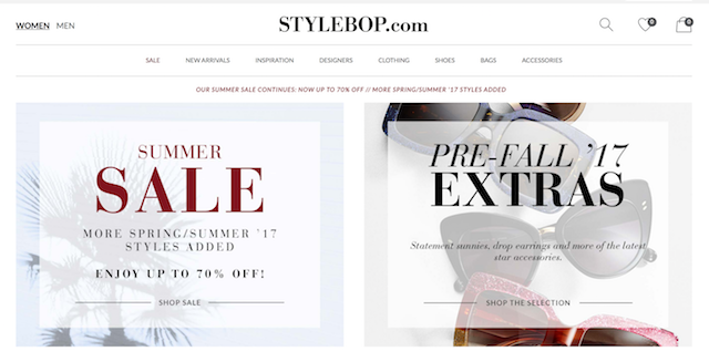 Sell Clothing Online Stylebop