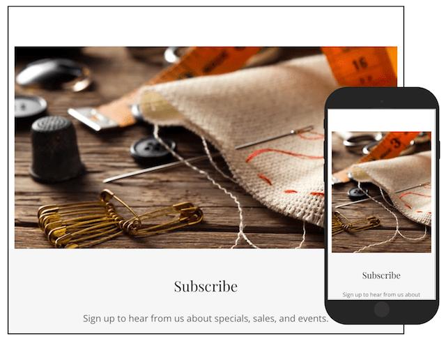 Sell Crafts Online GoCentral Online Store