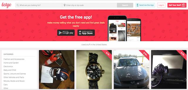 Sell Electronics Online LetGo