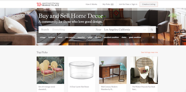 Sell Furniture Online Krrb