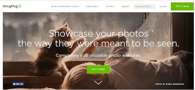 Sell Photos Online SmugMug