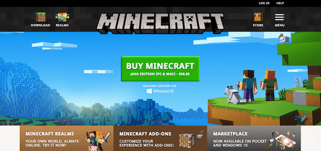Sell Video Games Online Minecraft