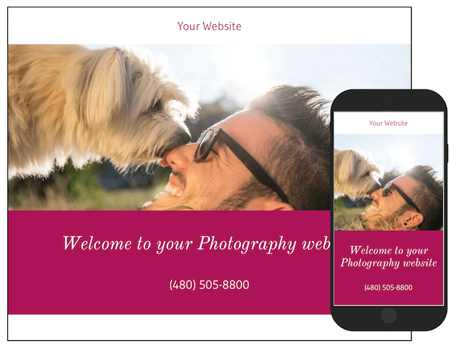 Selling Photos Online for Beginners Template
