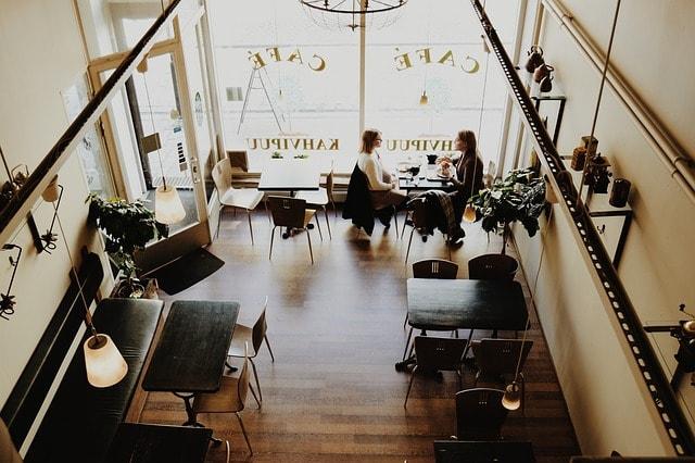 SEO per ristoranti Ladies In Cafe
