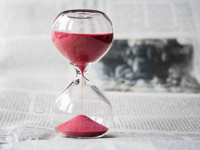 Service-Based Business Hourglass