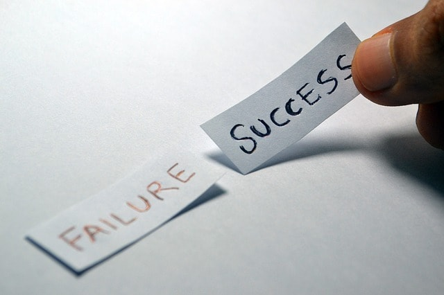 Setting Business Goals Failure