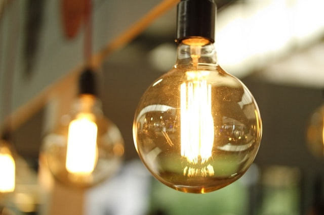 Setting Up Small Business Light Bulb