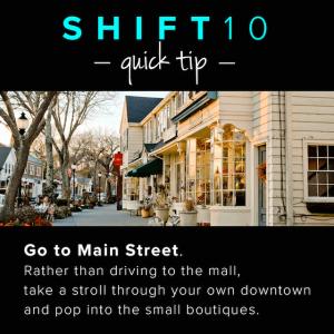 SHIFT10 Suggestion