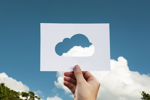 Small Business Cloud Services Cutout