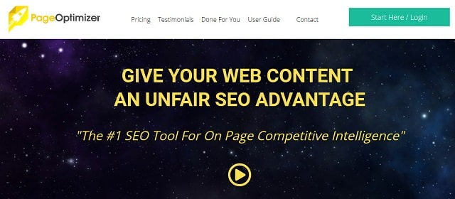 Small Business SEO PageOptimizer