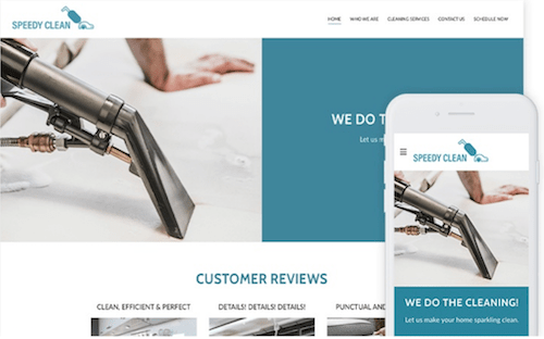 Small Business Website Customer Reviews GoDaddy Website Builder