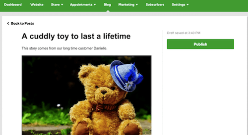 Small Business Website GoDaddy Website Builder Blog