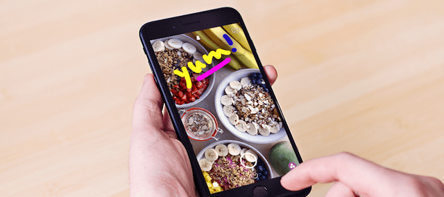 Snapchat Starter Kit Images