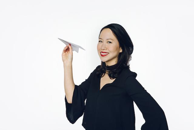 Soarigami Cofounder Grace Chang