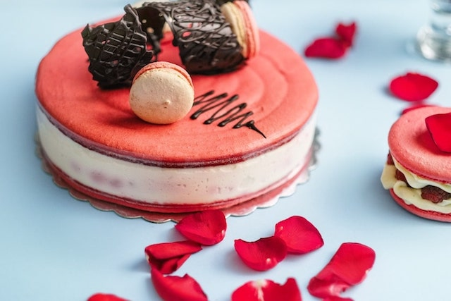 Social Media Ideas For Restaurants Red Dessert