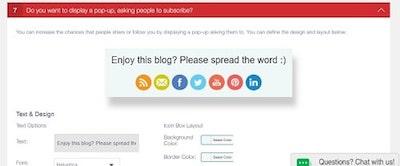 Social Media Share Buttons Enjoy Blog