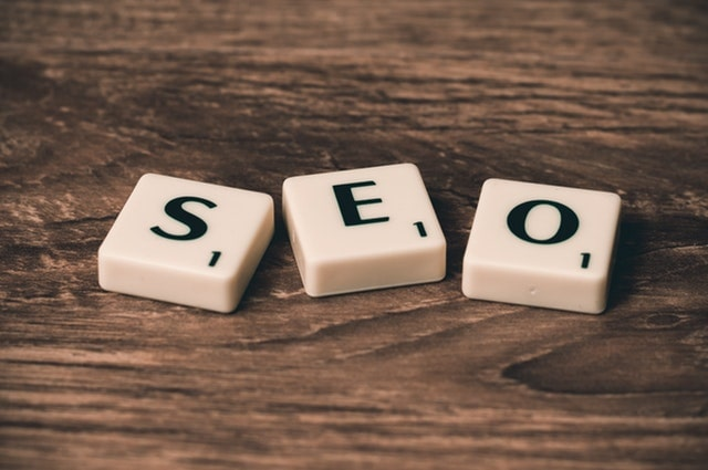 Social Media Tips SEO Scrabble Tiles