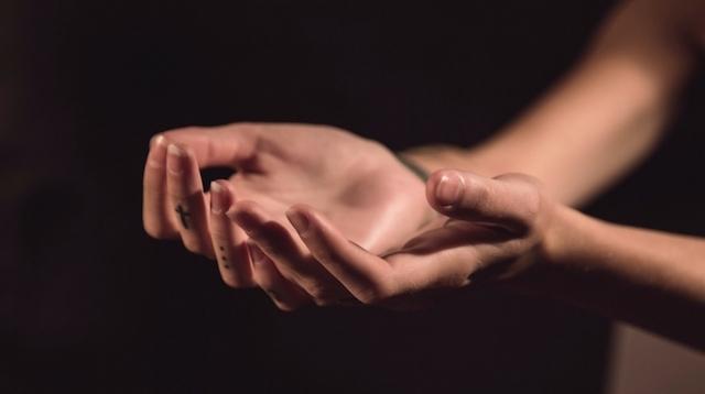 Spa Marketing Hands