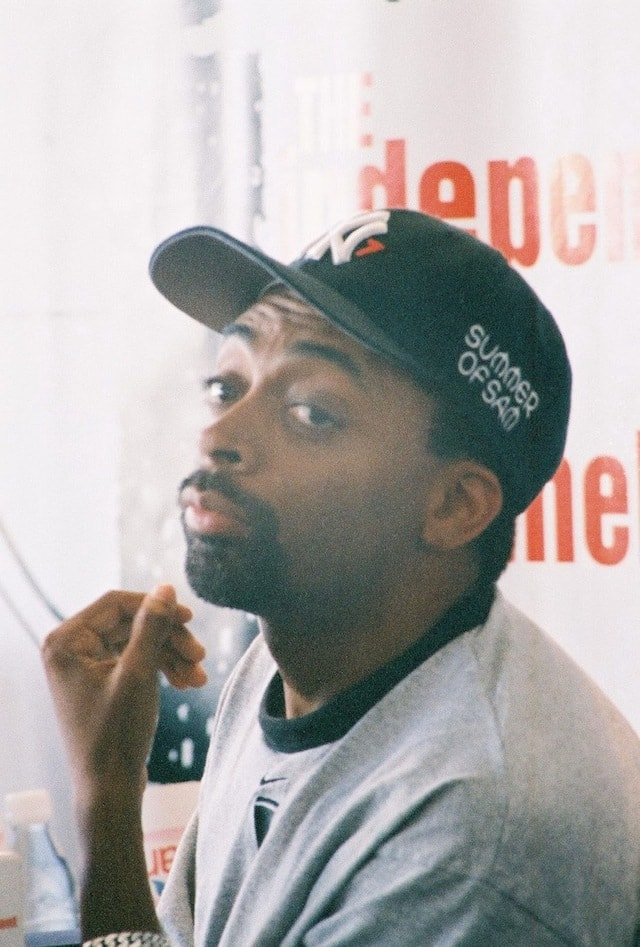 Spike Lee Headshot