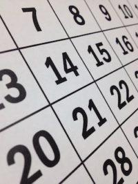 SSL Certificate Validation Term Calendar
