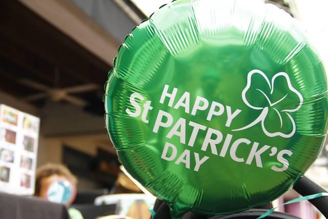 St. Patrick's Day Ideas Balloon