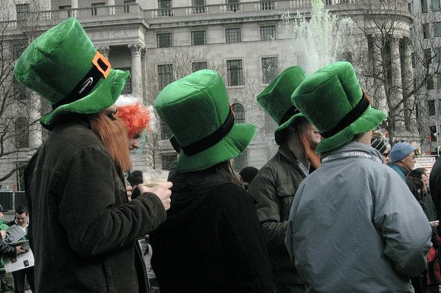 St. Patrick's Day Ideas Hats