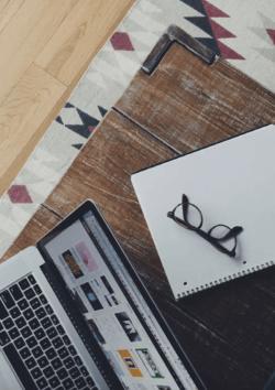 Inizia un sito Web Suggerimenti per la progettazione