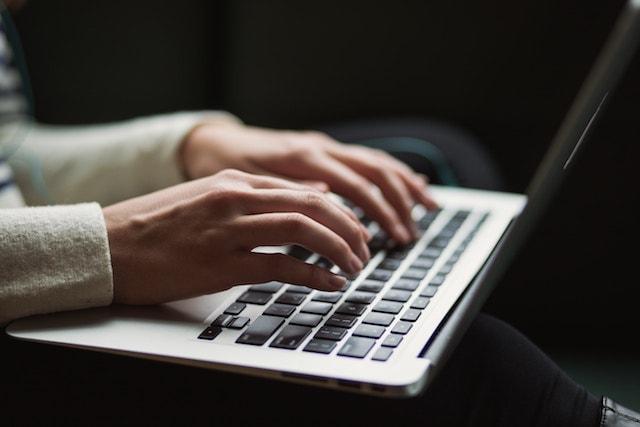 Avvia un laptop sito Web