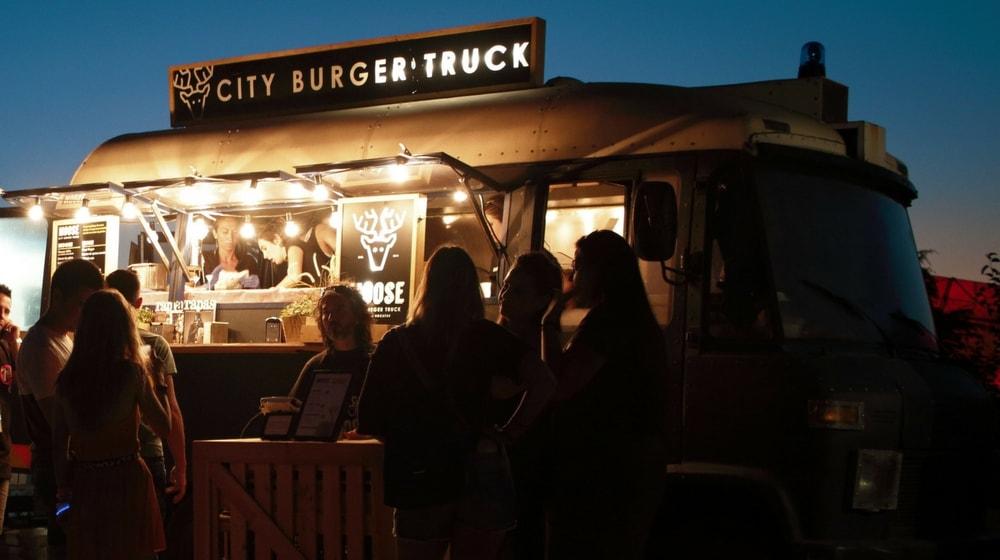 Starting a Food Truck Burgers