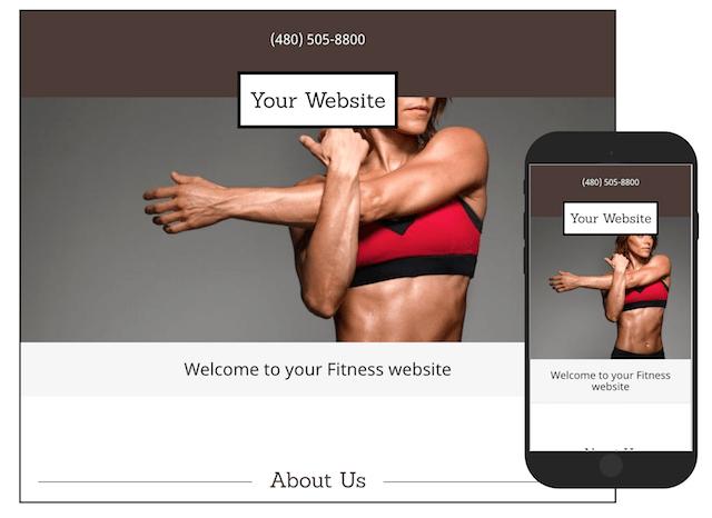 Starting Fitness Business GoCentral