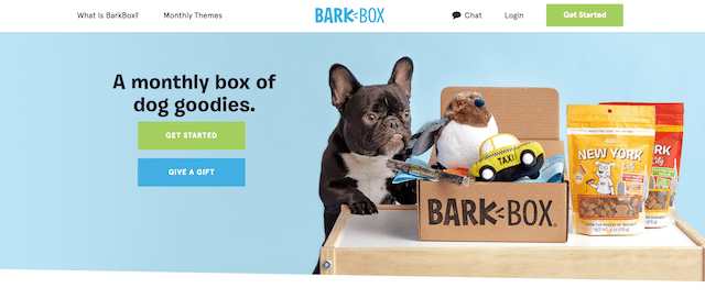 Startup Business Models BarkBox