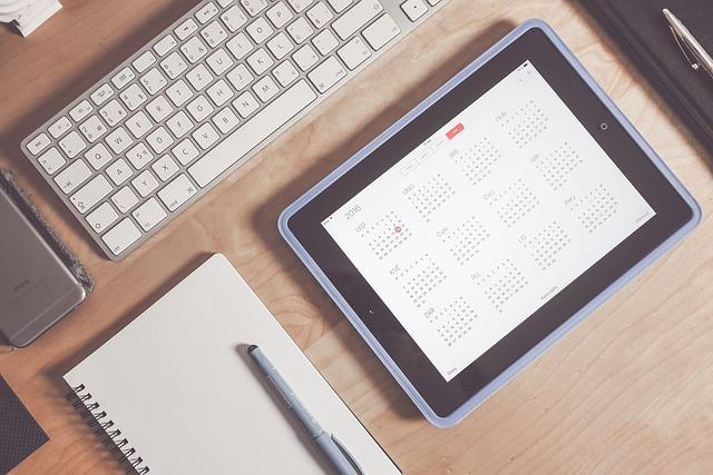Startup Crowdfunding Editorial Calendar