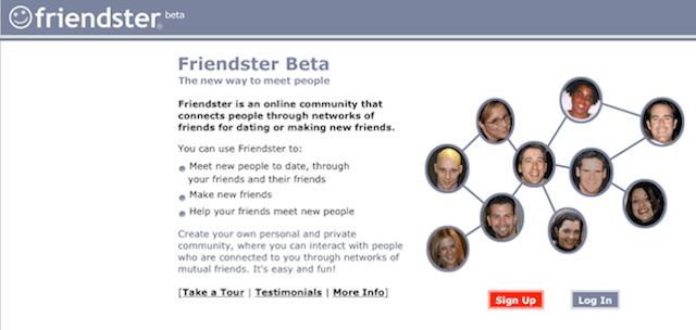 Startup Mistakes Friendster