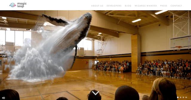Startup Study Magic Leap