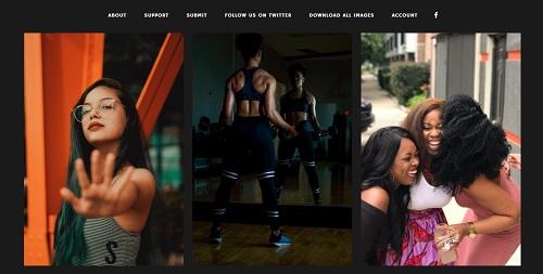 Examples Of Stock Photos Of Diverse Women On Picnoi]