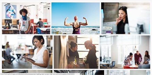 Stock Photos Women Getty Images Lean In Collection Examples