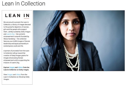 Stock Photos Women Getty Images Lean In Collection