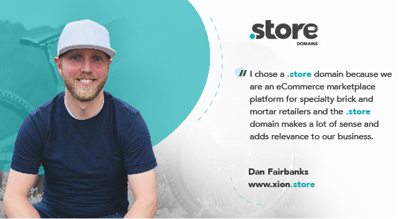 Store Domains Dan Fairbanks