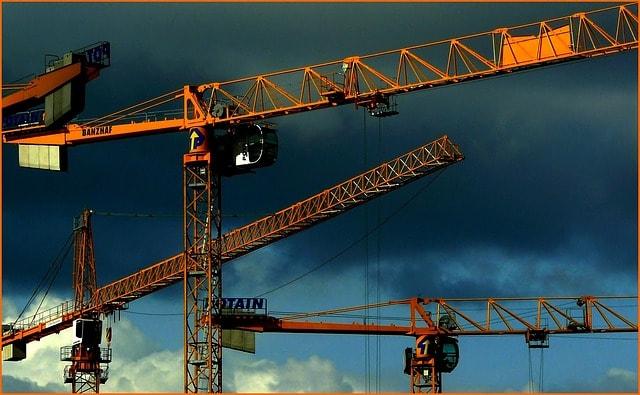 Storm Preparedness Cranes