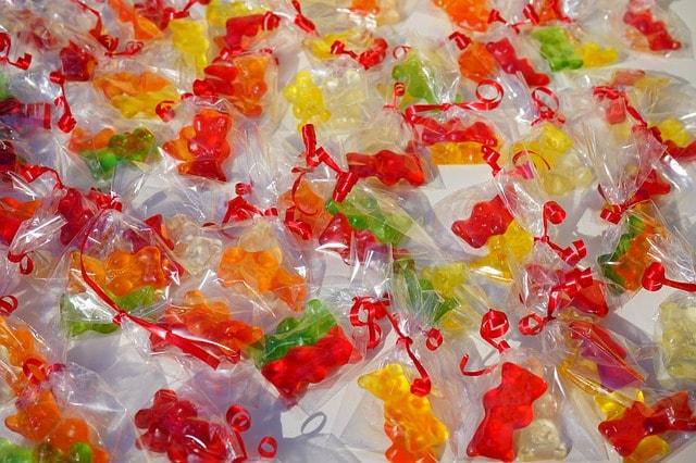 Swag Bag Food Samples