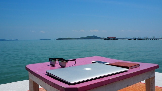 Take A Vacation Computer