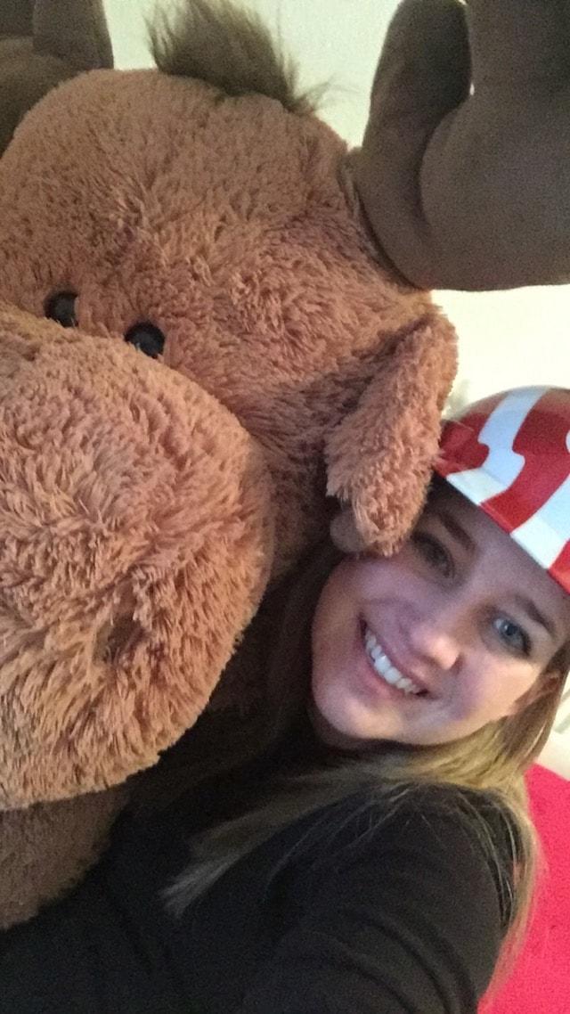 That Hard Hat Girl Moose