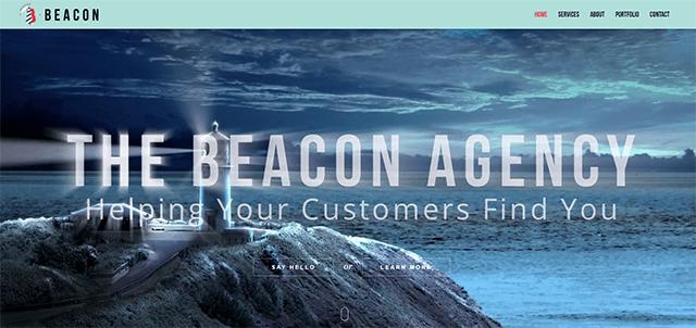 The Beacon Agency Website