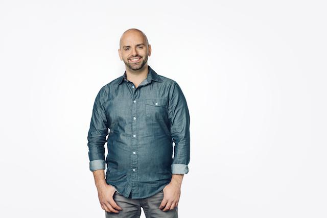 The Best Shirt Ever Founder Daniel Goldman